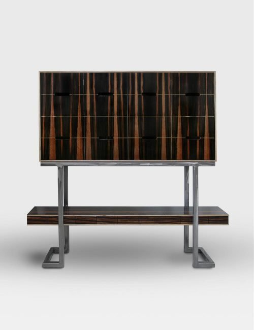 Cube Drinks Cabinet